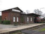 Foto und elektronische Gru�karte vom Bahnhof Lette (Kr Coesfeld)