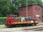 Foto und elektronische Grußkarte vom VT 24 der Eisenbahnfreunde Chemnitztal
