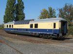 Foto und elektronische Grußkarte vom Aussichtswagen des Rheingold-Zuges in Köln