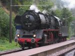 Foto und elektronische Grußkarte der Dampflok 50 3539 der UEF in Bad Herrenalb