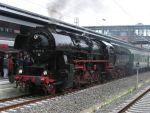Foto und elektronische Grußkarte von der Dampflok 52 8177-9 der Dampflokfreunde Berlin
