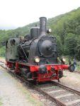 Foto und elektronische Grußkarte von der Dampflok Ploxemam der Dampfbahn Fränkische Schweiz