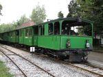 Foto und elektronische Grußkarte der Chiemseebahn in Prien