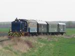 Foto und elektronische Grußkarte von der Diesellok EFW-2 der Eisenbahnfreunde Wetterau