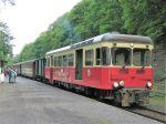 Foto und elektronische Grußkarte vom Triebwagen VT 30 der Brohltalbahn Vulkan-Express