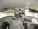 Foto und elektronische Postkarte vom Führerstand des TEE-Dieseltriebwagen 602