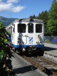 Foto und elektronische Grußkarte von der Bayerischen Zugspitzbahn in Garmisch-Partenkirchen