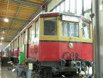 Foto und elektronische Postkarte vom Museumszug der historischen S-Bahn Berlin