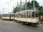 Foto und elektronische Grußkarte von der Straßenbahn 1716