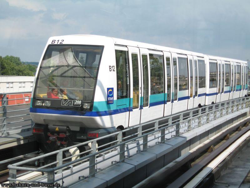 Rennes Metro